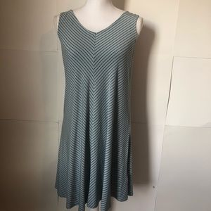 Cable And Gauge NWT Shift Dress Women Small